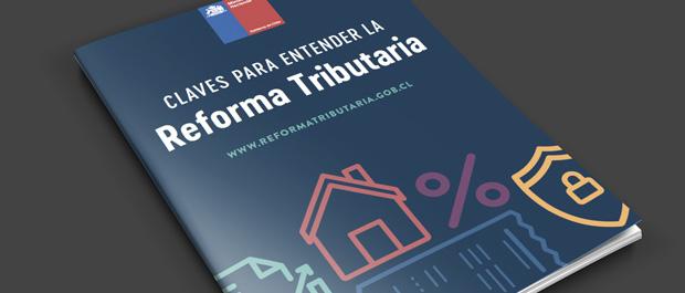 Revive el webinar «Principlaes aspectos de la Reforma Tributaria»